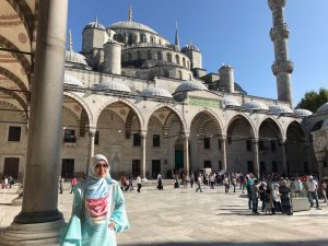 backpacker to turkey