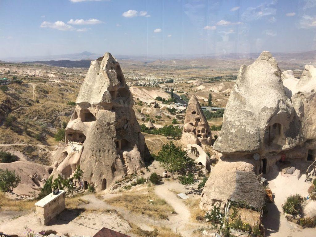 Itinerary dan Budget untuk 3 hari di Cappadocia dan 4 Hari di Istanbul