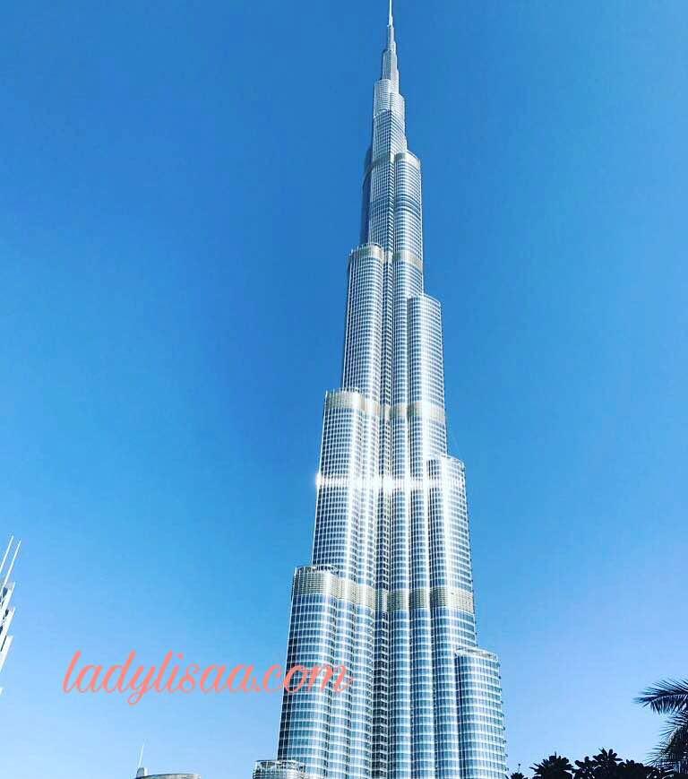 burj khalifah dubai