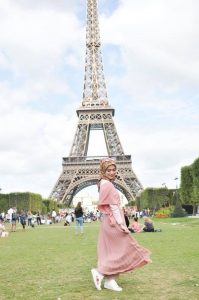 hijab traveller fashion