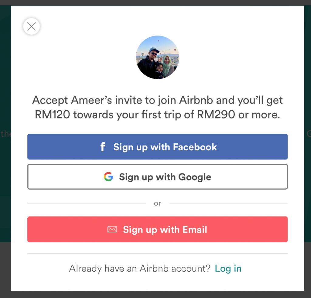Cara Mendaftar Airbnb Malaysia Dan Dapatkan Free 40 Ladylisaa Com