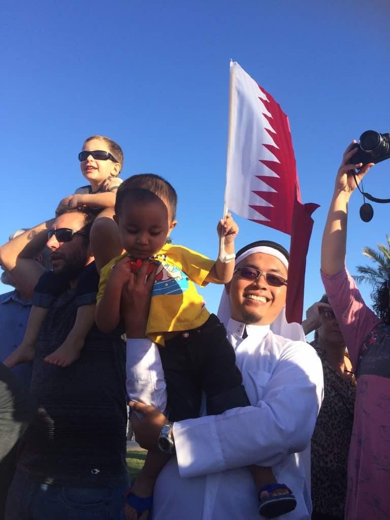 Celebrate Qatar National Day