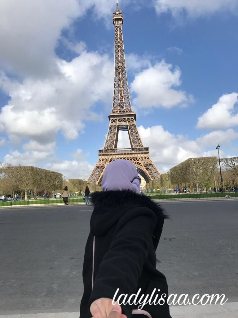 Pengalaman Travel Backpacker di Paris 2 Hari