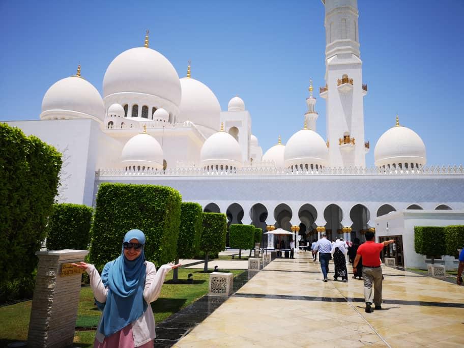 Percutian Singkat di Abu Dhabi, UAE